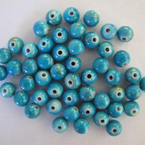 50 Aqua 10mm rounds