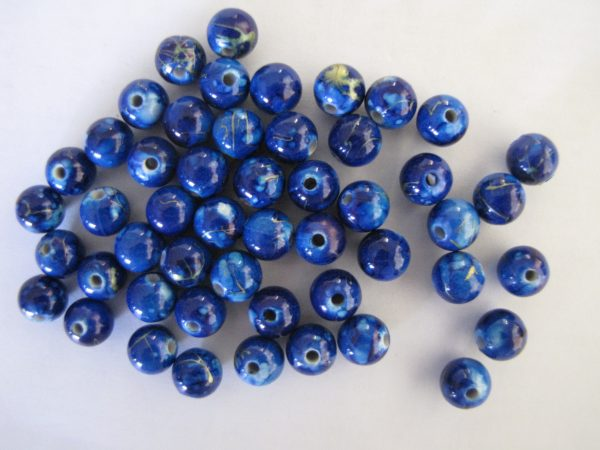 50 Blue 10mm rounds