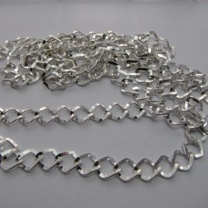 1mtr Diamond shaped chain