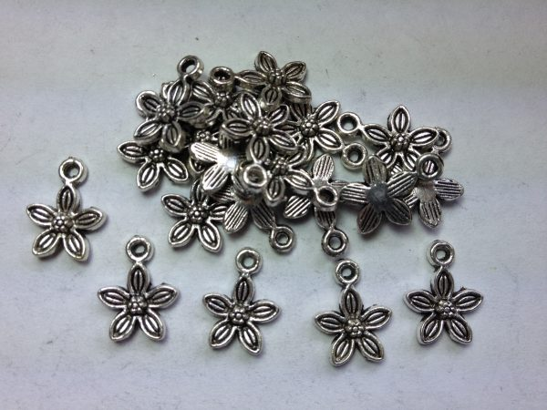 Purple seed beads 3mm